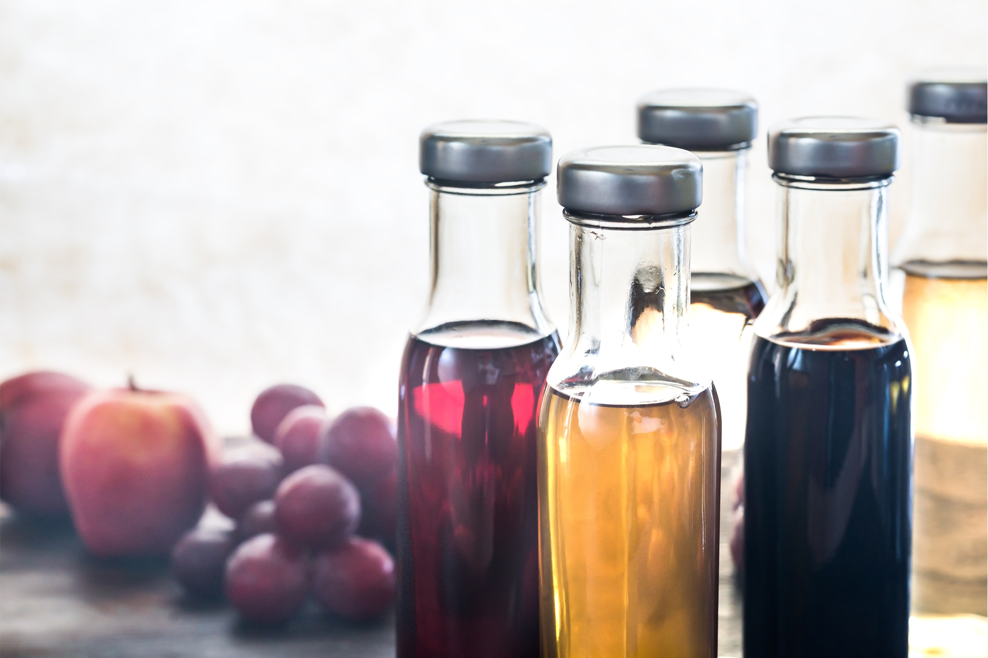 Vinegar is an important part of Italian culinary tradition: Italian ancestors exploited all its virtues as food, drink, aroma, antiseptic, sanitizer and they also invented the balsamic vinegar.
